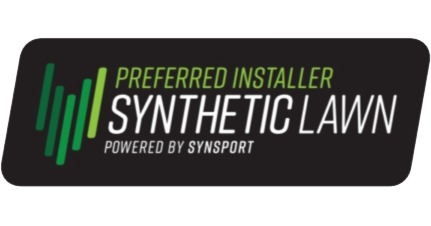 synthetic lawn logo